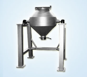 Double Cone Blenders Manufacturers in India