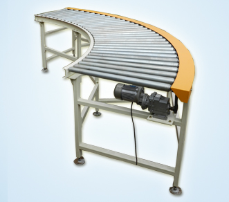 90 Degree Roller Conveyors manufacturers In India