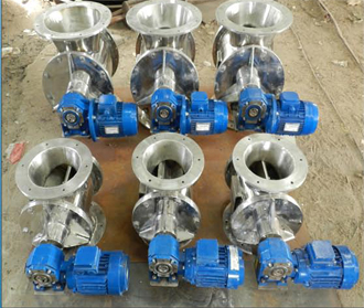 Rotary Airlock Valves Manufacturers India
